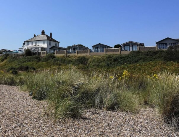 Beach View - Holiday lodges Suffolk