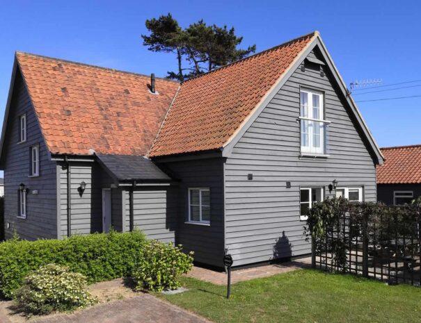 Holiday apartments at Beach View Suffolk Coast