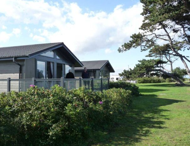 Holiday homes for sale on the Suffolk Coast.