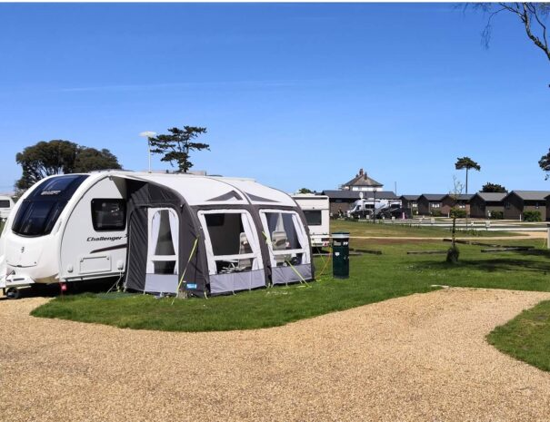 Campsites on the Suffolk Coast - pitches for caravans, motorhomes and camper vans