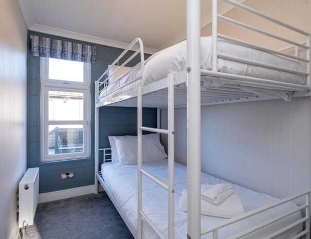Bunkbed room for the kids Sea Breeze lodge