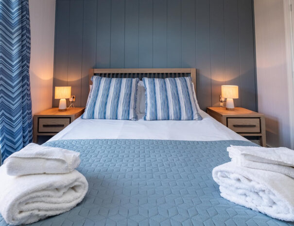 Super luxury accommodation on the Suffolk Coast in Sea Breeze Lodge