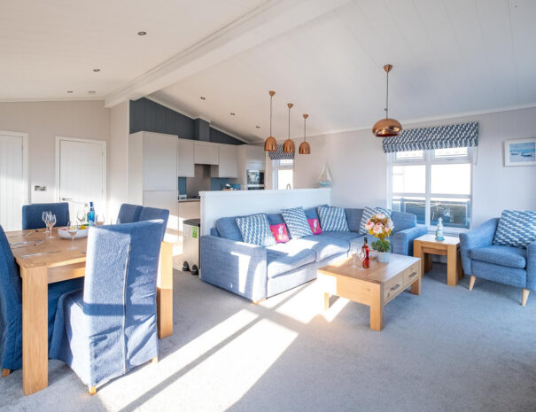 3 Bedroom SeaBreeze self-catering rental on the Suffolk Coast