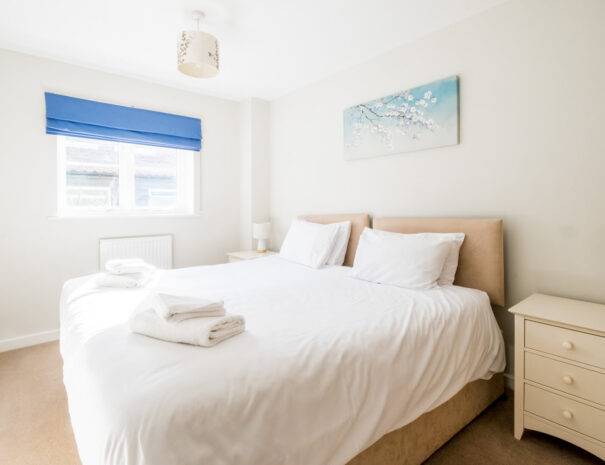 Thorpeness disabled friendly apartment on the Suffolk Coast