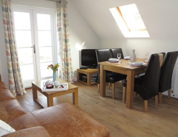 Minsmere 2 bedroom holiday apartment on the Suffolk Coast