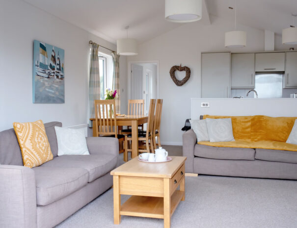 Bayview Lodge - Self-catering Holiday Rental Suffolk