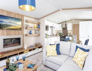 Pemberton Marlow Caravan - Lounge